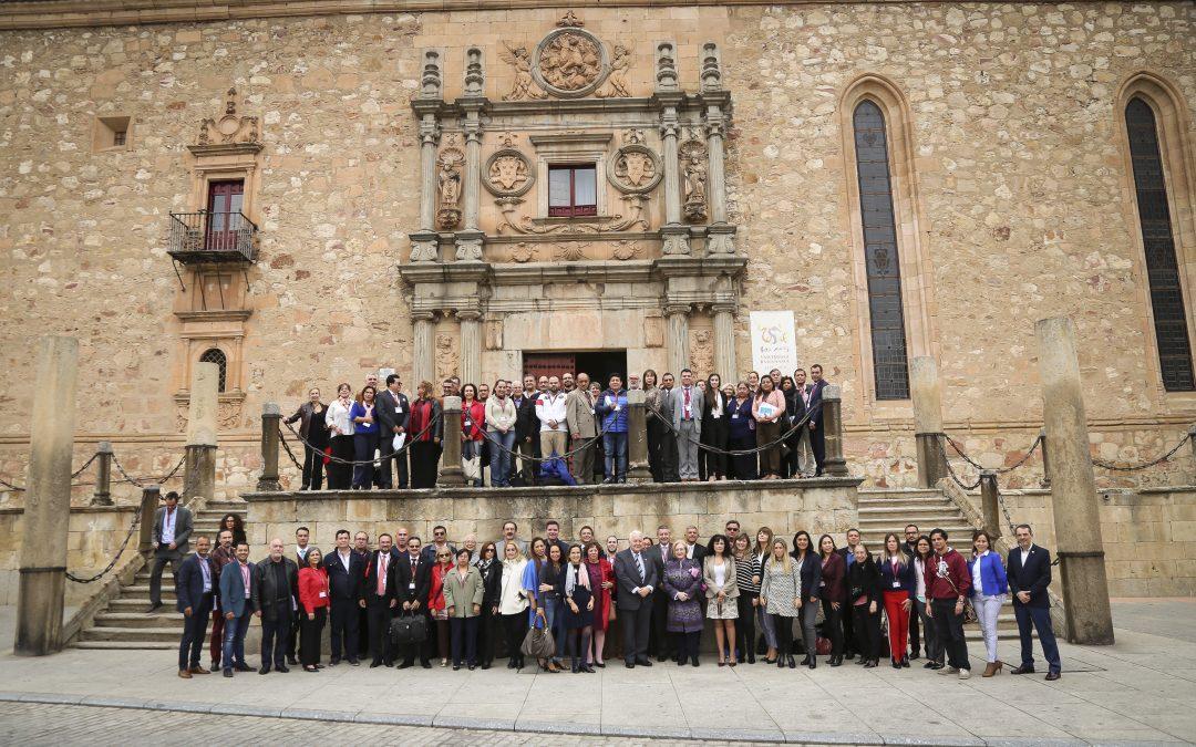 Salamanca, siempre en mayúsculas