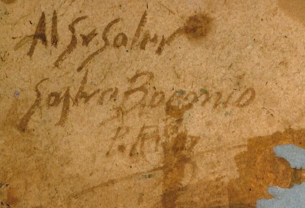 Picasso y sus firmas