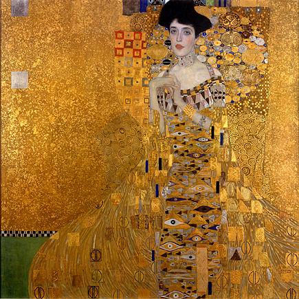 Klimt y su firma